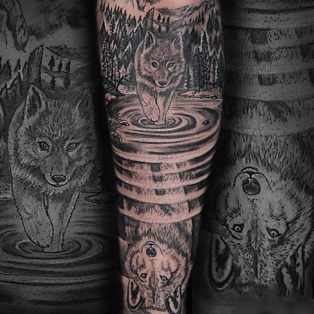 Servicio de tatuajes en DTP Tattoo